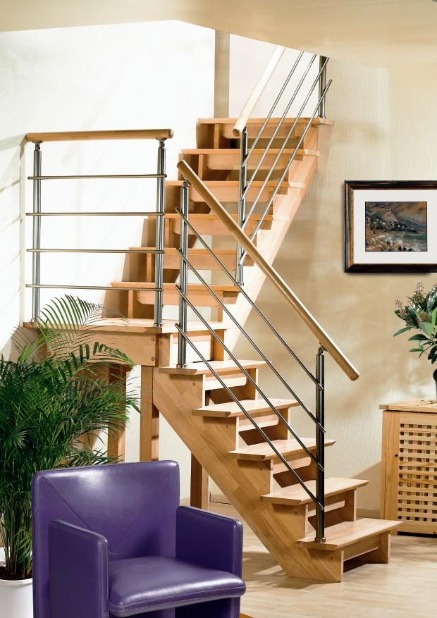 beuken houten keepbomen trappen bouwpakket trappen