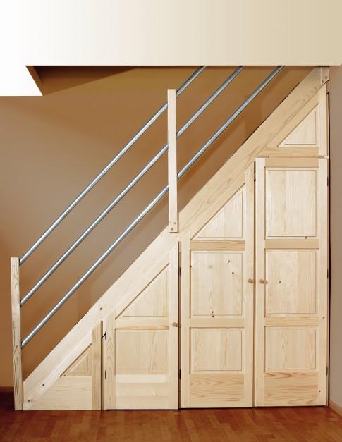 Kast Onder Open Trap Maken: Onder trap in woonkamer zie foto s ...